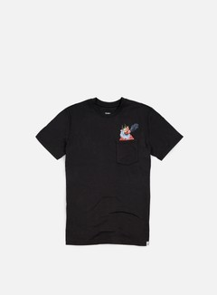 Altamont - Fun Demon Pocket T-shirt, Black 1