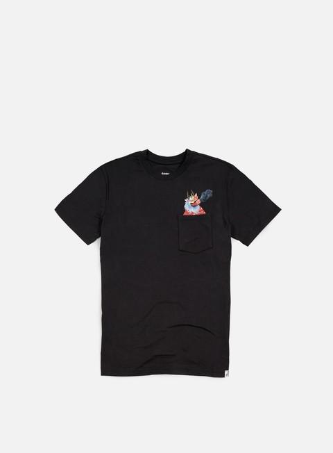 Outlet e Saldi T-shirt a manica corta Altamont Fun Demon Pocket T-shirt