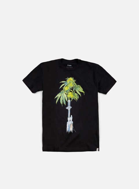 Outlet e Saldi T-shirt a manica corta Altamont Green Dragon T-shirt
