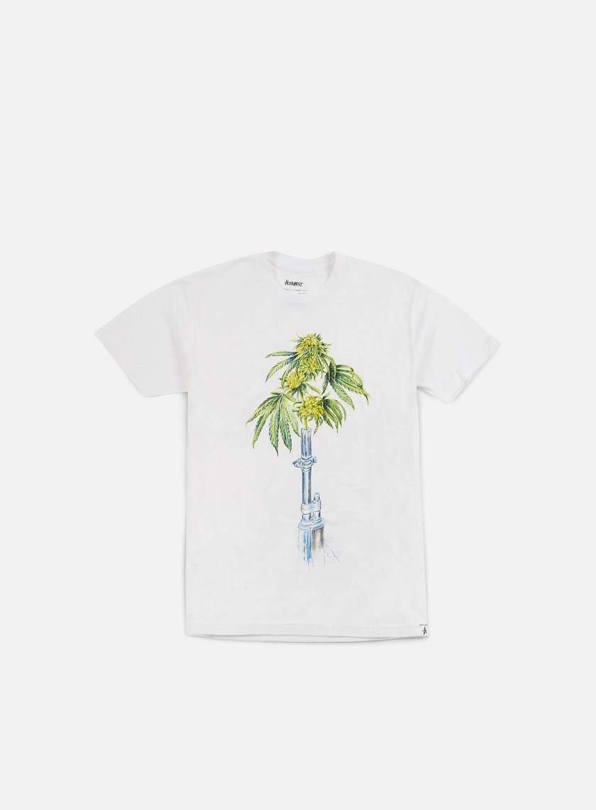 Altamont - Green Dragon T-shirt, White