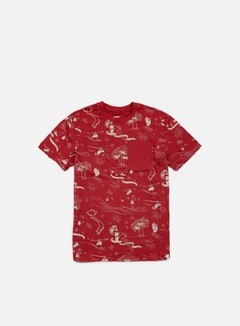 Altamont - Helloha Pocket T-shirt, Brick 1