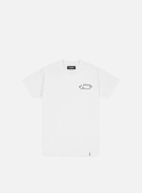 t shirt altamont no future t shirt white