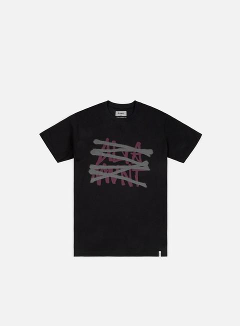 t shirt altamont no logo t shirt black