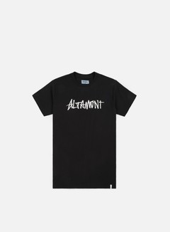 Altamont - One Liner T-shirt, Black