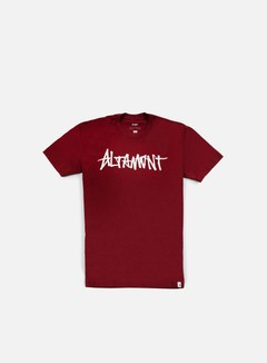 Altamont - One Liner T-shirt, Brick 1