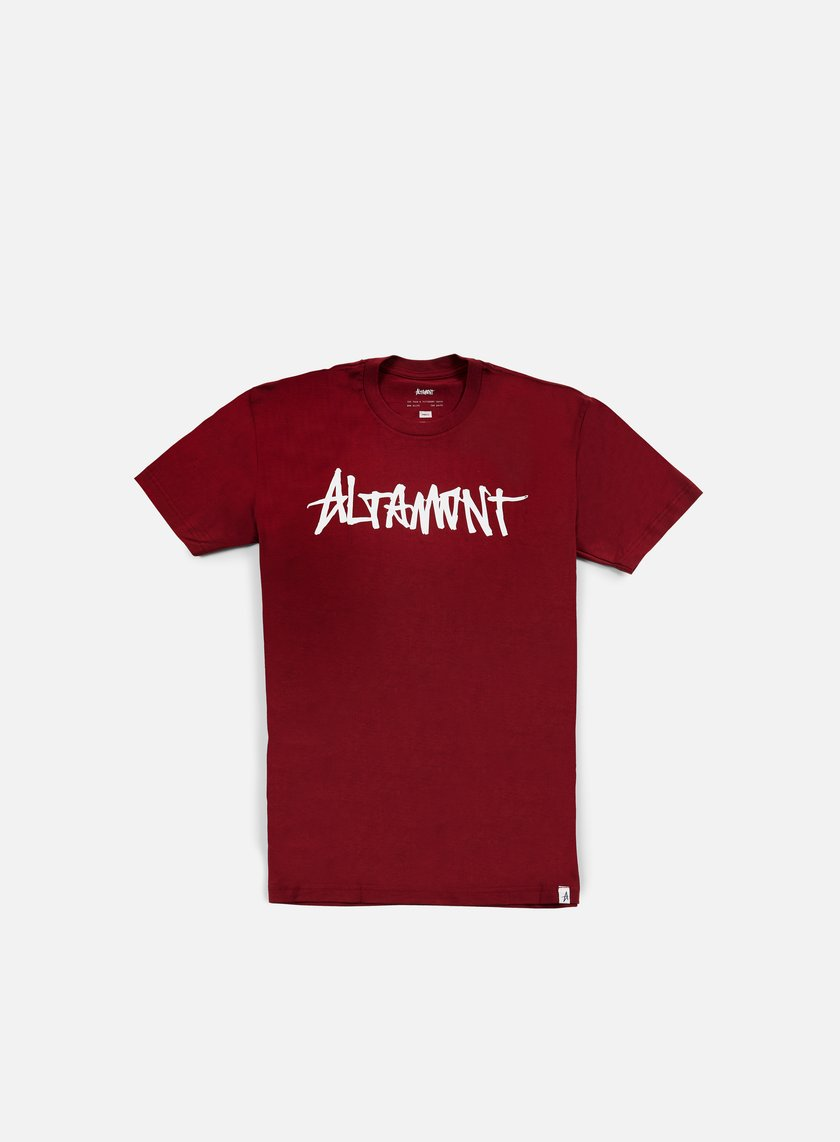 Altamont - One Liner T-shirt, Brick