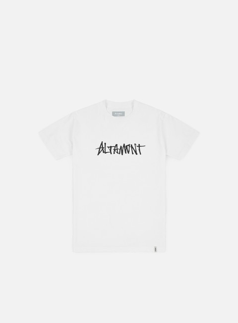 t shirt altamont one liner t shirt white