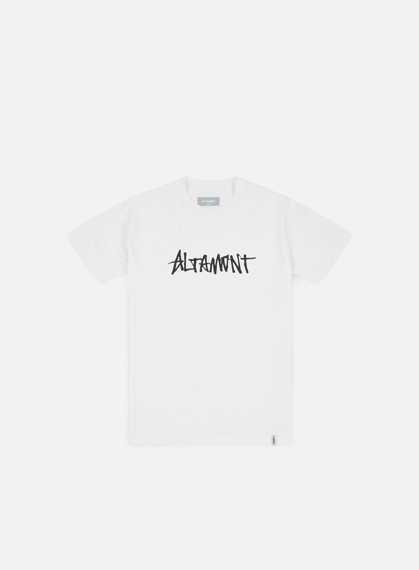 Altamont - One Liner T-shirt, White