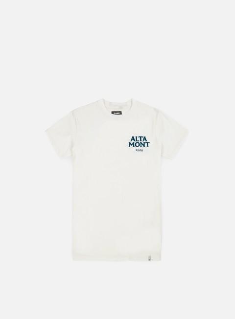 Outlet e Saldi T-shirt a Manica Corta Altamont Snake A T-shirt