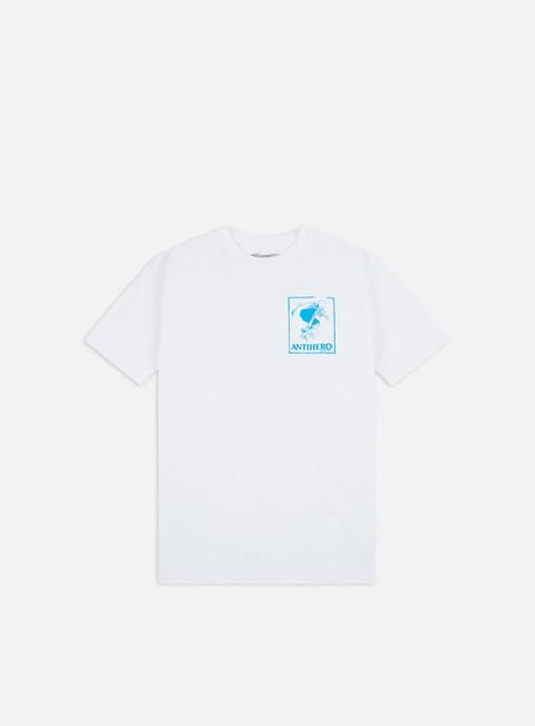 Outlet e Saldi T-shirt a Manica Corta Antihero Lance Daan T-shirt