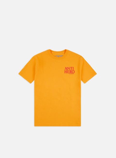 Outlet e Saldi T-shirt a Manica Corta Antihero Lil Blackhero T-shirt