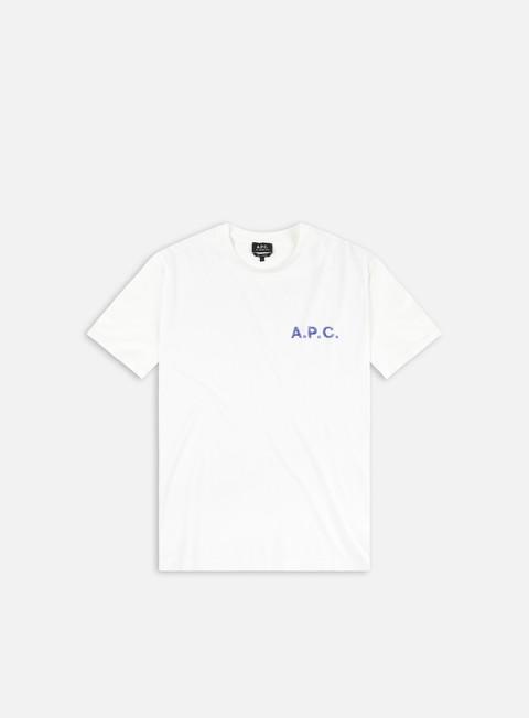 Short sleeve T-shirts A.P.C. Daniel T-shirt