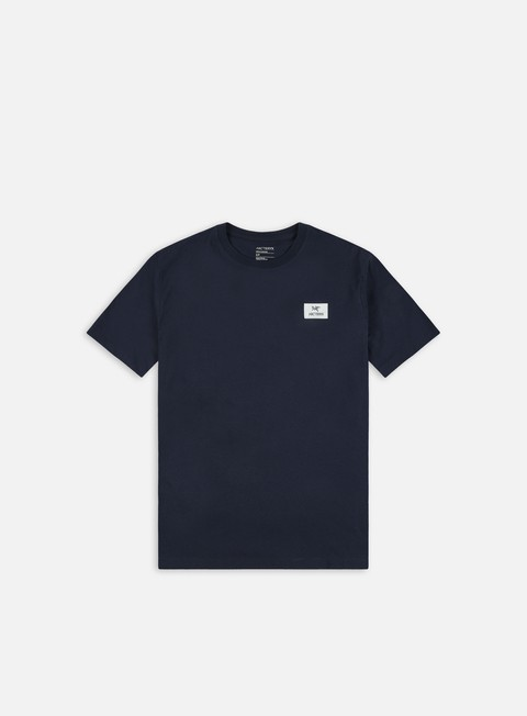 Short Sleeve T-shirts Arc'Teryx Emblem Patch T-Shirt