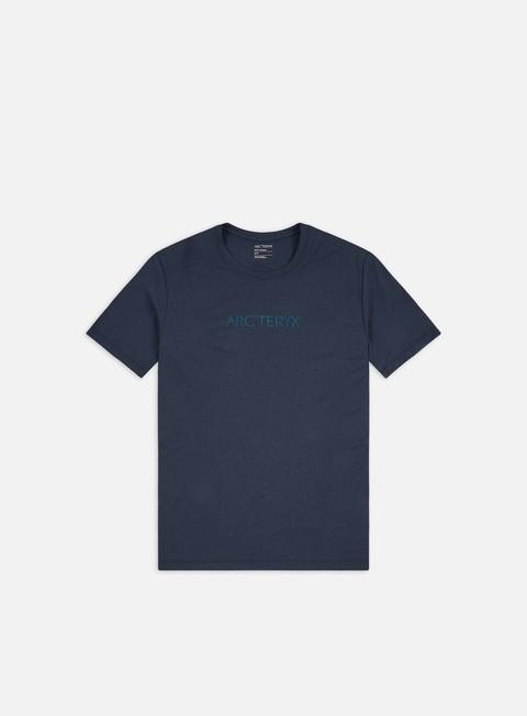 Short Sleeve T-shirts Arc'Teryx Remige Word T-shirt