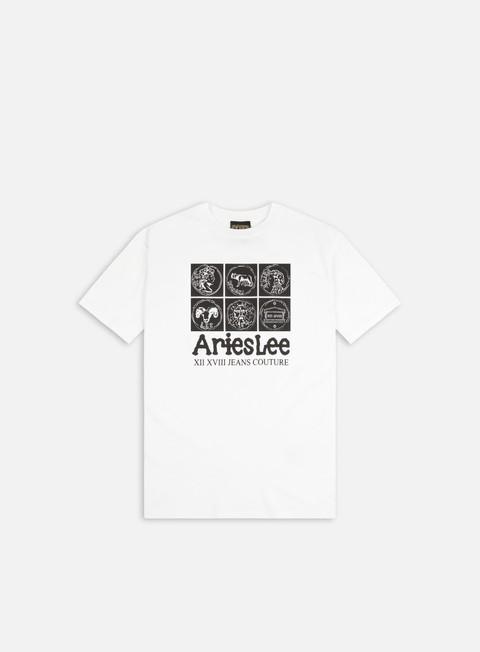Short sleeve T-shirts Aries Lee Coin T-shirt