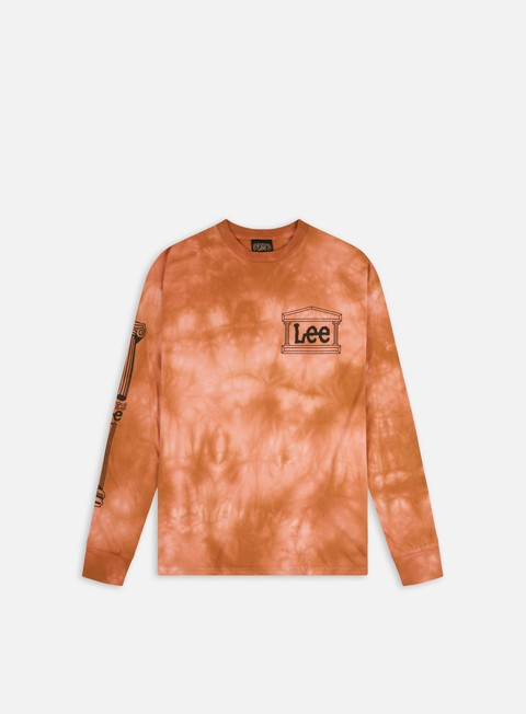 T-shirt a manica lunga Aries Lee Tie Dye LS T-shirt