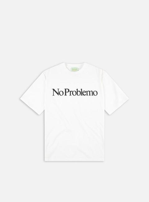 Short sleeve T-shirts Aries No Problemo T-shirt