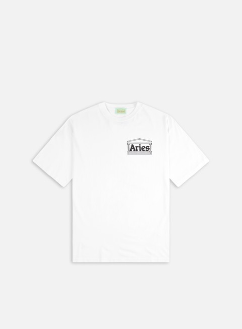 Short sleeve T-shirts Aries Temple T-shirt