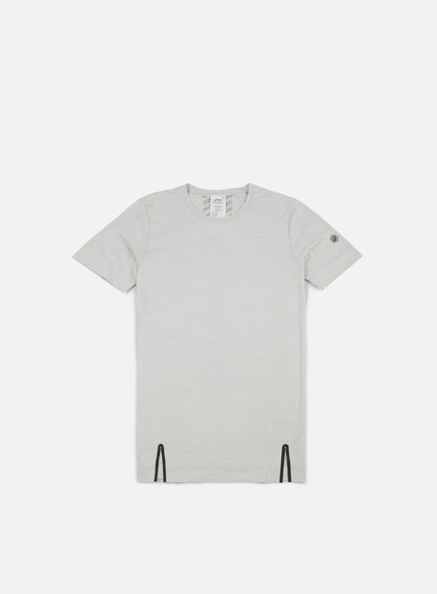 t shirt asics heather t shirt ash grey heather