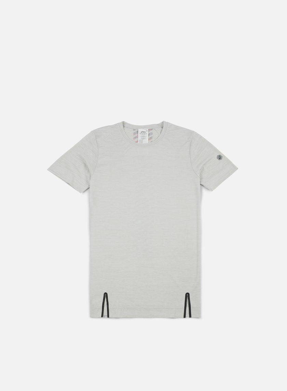 Asics - Heather T-shirt, Ash Grey Heather