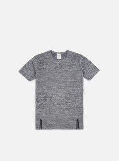 Asics - Heather T-shirt, Charcoal Grey Heather