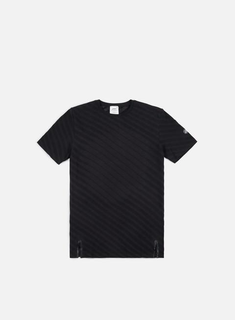 t shirt asics seamless performance t shirt black