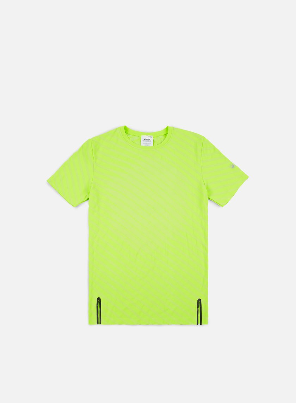 Asics - Seamless Performance T-shirt, Energy Green