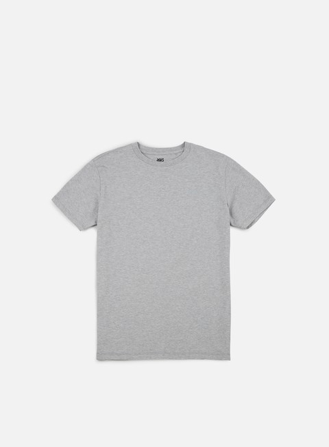 t shirt asics small reflective t shirt heather grey