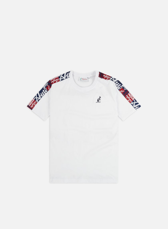 Australian All Logo Banda T-shirt