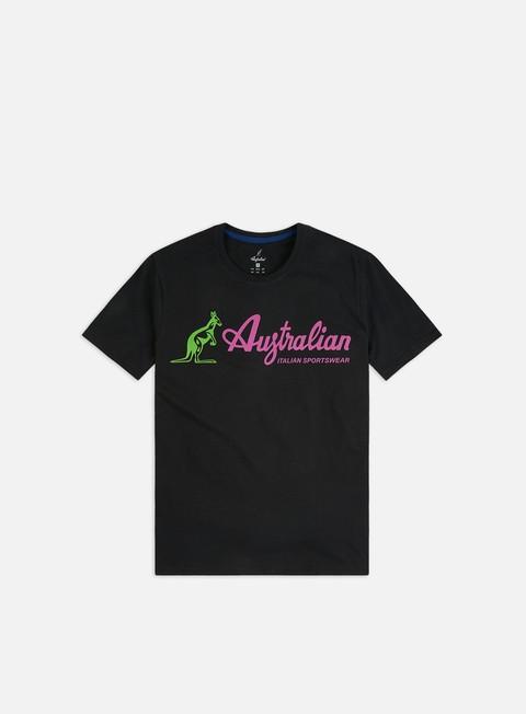 Outlet e Saldi T-shirt a Manica Corta Australian Basic Logo T-shirt