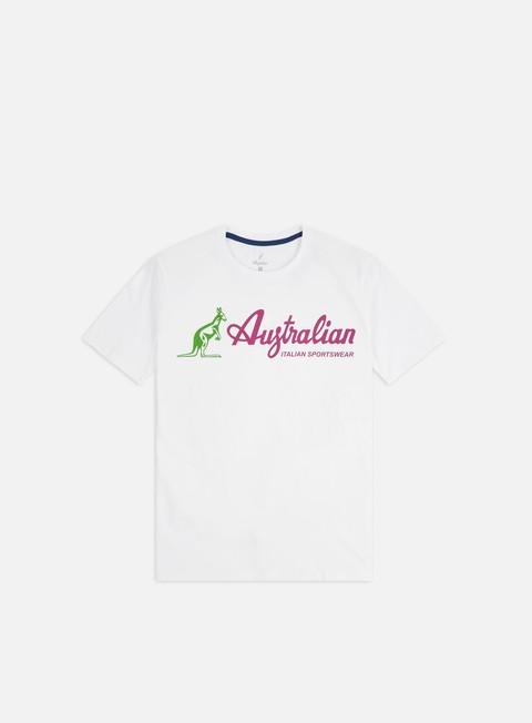 Sale Outlet Short Sleeve T-shirts Australian Basic Logo T-shirt