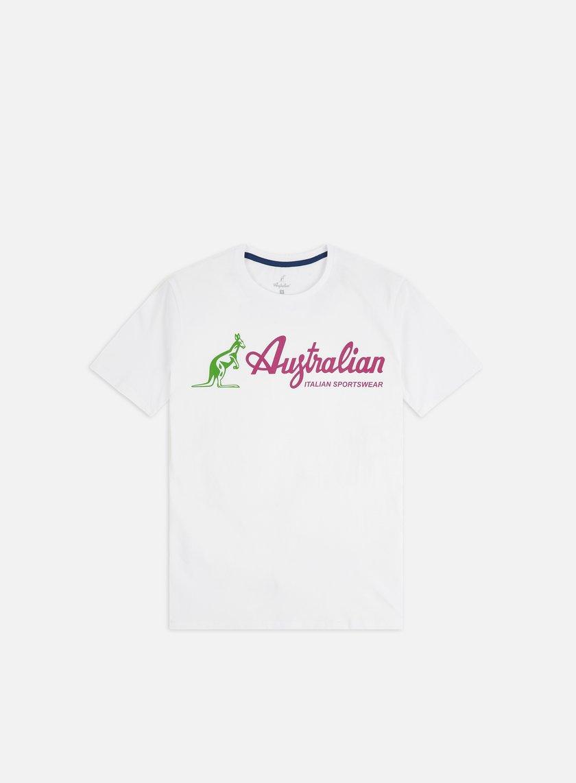 Australian Basic Logo T-shirt