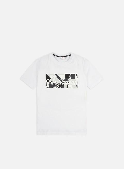 Outlet e Saldi T-shirt a Manica Corta Australian Camo Printed T-shirt