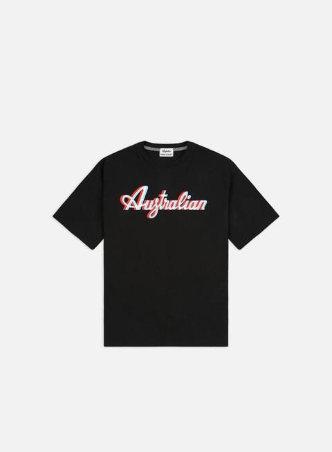 Australian HC Back Tape Logo T-shirt
