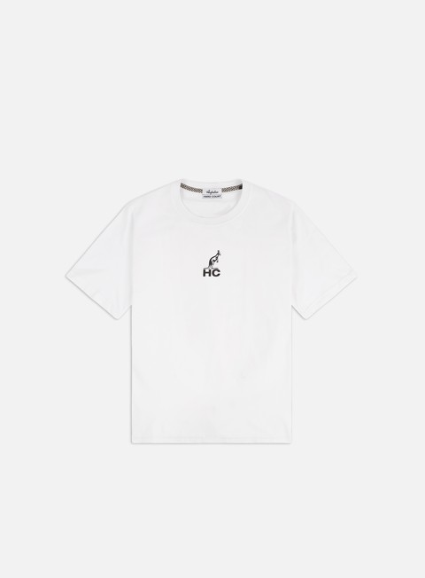 Outlet e Saldi T-shirt a Manica Corta Australian HC Banda Comet T-shirt