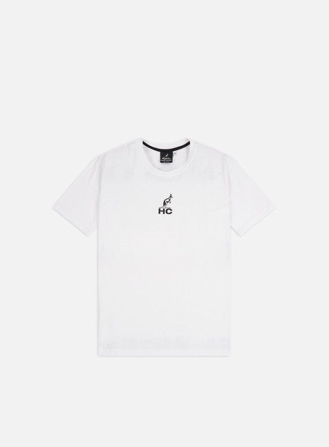 Outlet e Saldi T-shirt a Manica Corta Australian HC Laser Court Banda T-shirt