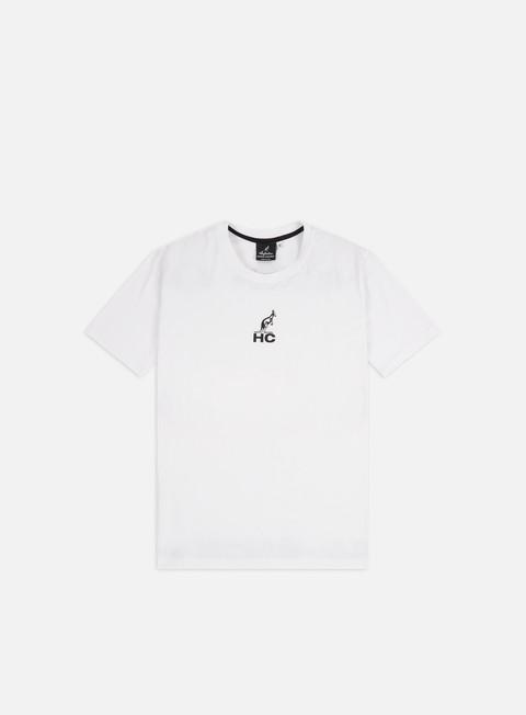 Short Sleeve T-shirts Australian HC Laser Court Banda T-shirt