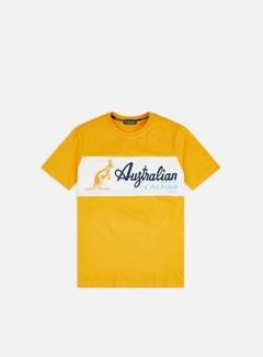 Australian - Heritage Logo T-shirt, Orange