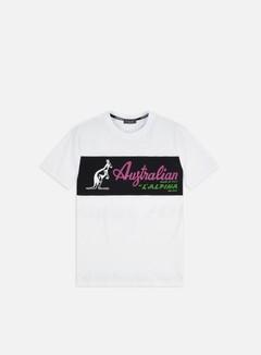 Australian - Heritage Logo T-shirt, White