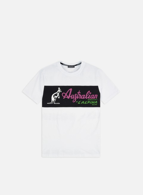 Sale Outlet Short Sleeve T-shirts Australian Heritage Logo T-shirt