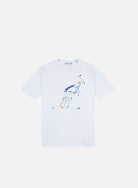 Short Sleeve T-shirts Australian Kaleido Printed Roo T-shirt