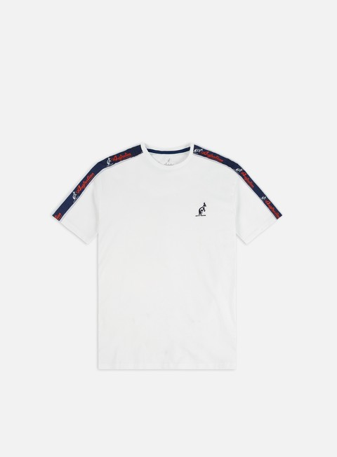 Short Sleeve T-shirts Australian Logo Banda T-shirt