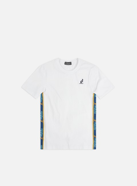 Sale Outlet Short Sleeve T-shirts Australian Logo Banda T-shirt
