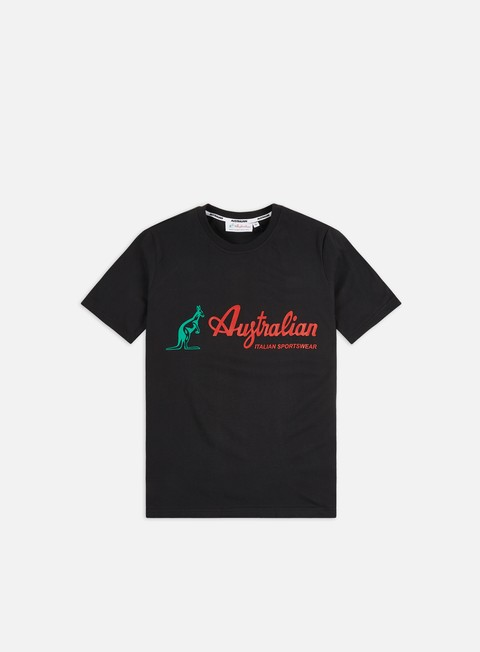 Short Sleeve T-shirts Australian Logo T-shirt