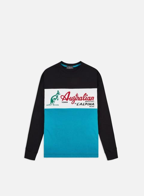Long Sleeve T-shirts Australian Maxi Logo LS T-shirt