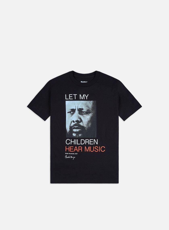 Butter Goods Charles Mingus Let My Children Hear Music T-shirt