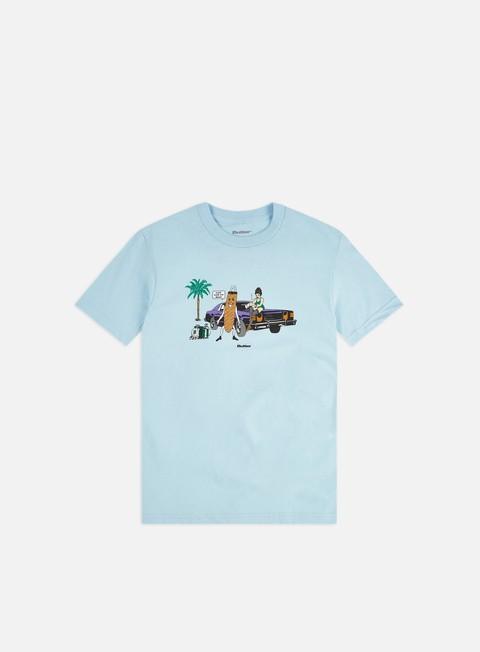 Sale Outlet Short Sleeve T-shirts Butter Goods Cigar T-shirt