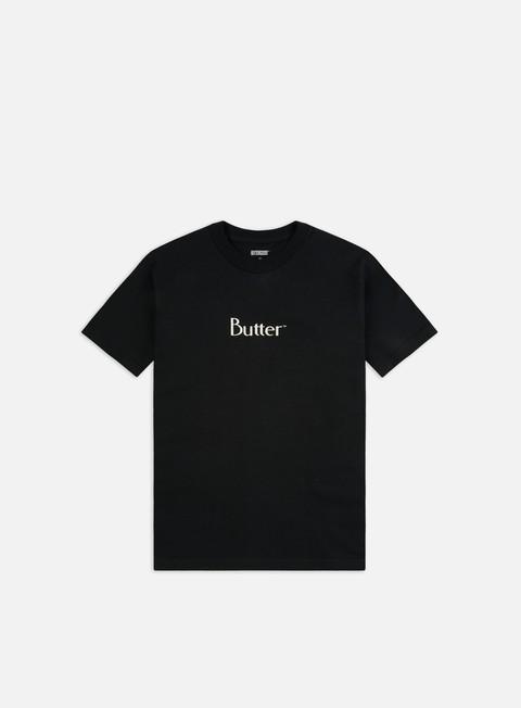 T-shirt a Manica Corta Butter Goods Classic Logo T-shirt