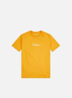 Butter Goods - Classic Logo T-shirt, Gold