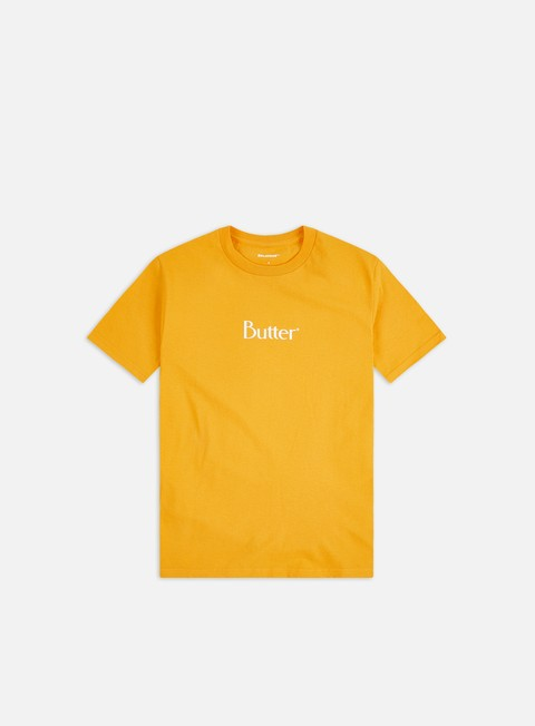 Sale Outlet Short Sleeve T-shirts Butter Goods Classic Logo T-shirt